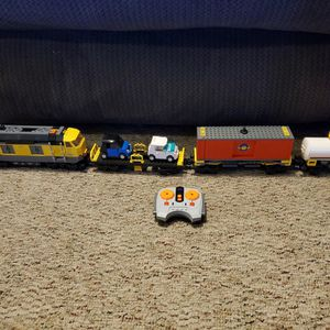 Lego Cargo Train (7939) for Sale in Darien, IL