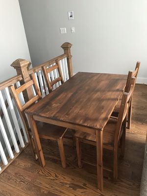 Kitchen Table & Chairs for Sale in Washington, DC