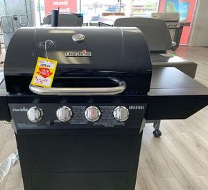 Brand New Black Char-Broil BBQ Grill V6W7G for Sale in Kyle, TX