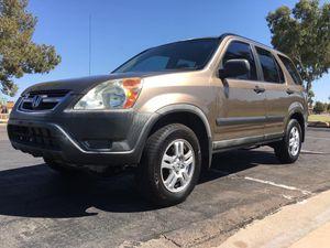 2004 Honda CRV AWD for Sale in Mesa, AZ