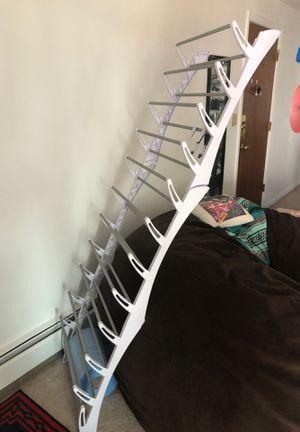 Over the door shoe rack for Sale in Malden, MA