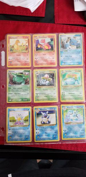 Pokemon cards Blastioe & Venasuar combo 40$ for Sale in Henderson, NV