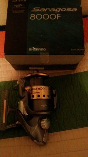 Fishing reel Shimano saragosa for Sale in Houston, TX