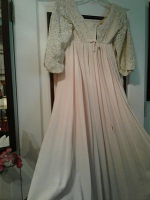 Vintage Wedding Dress for Sale in West Orange, NJ