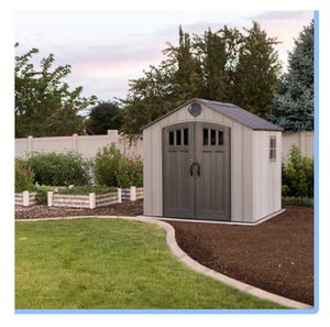 Lifetime 8' x 7.5' Storage Shed for Sale in Calabasas, CA