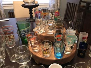 Liquor Shot Glass Collection for Sale in Pittsburgh, PA