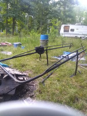 Ladder rack will fit short or long bed for Sale in Liberty, SC