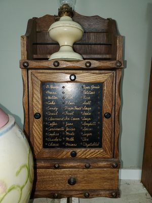 Antique spice cabinet for Sale in Pearland, TX