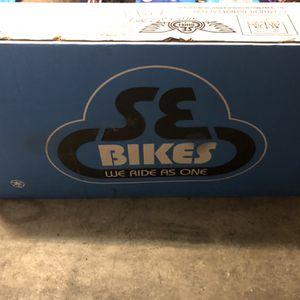 SE Bikes For Sale! All Perfect for Sale in Lafayette, CA
