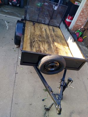 5x8 solid trailer for Sale in Wylie, TX