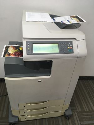 HP 4730 MFP Color Laser Copy Print Scan for Sale in Dallas, TX