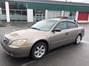 2004 NISSAN ALTIMA SEDAN for Sale in Tacoma, WA