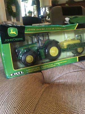 New in box John Deere tractor & sprayer for Sale in Surprise, AZ