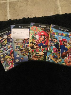 Iso mario party for game cube for Sale in Yucaipa, CA