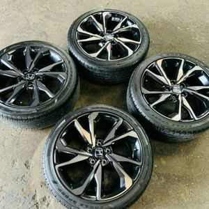 Rims For Honda Civic Or Accord for Sale in Montgomery Village, MD