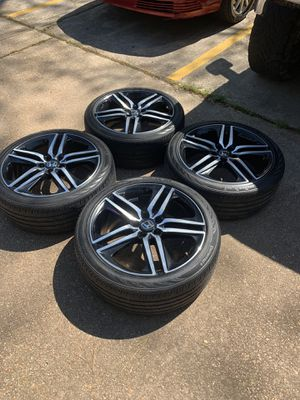 Honda scopes rims for Sale in Alexandria, LA