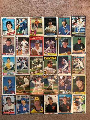 "Rich ""Goose"" Gossage Baseball Cards for Sale in Princeton, NJ"