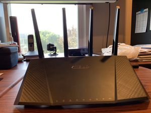 ASUS ROUTER RT-AC87U - AC2400 Dual Band Gigabit for Sale in Fairfax, VA