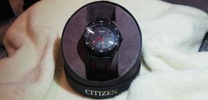 LEATHER CITIZEN SPORT RACE CAR WATCH for Sale in Ashburn, VA