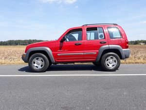 2002 Jeep Liberty, 4x4, 140k miles. for Sale in Baltimore, MD