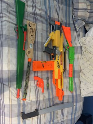 Weapon set (toys) for Sale in Carson, CA