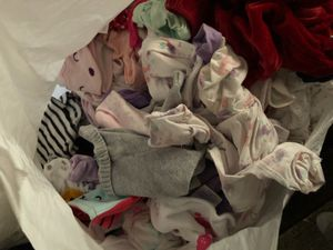 Baby Girl clothes and diapers for Sale in West Palm Beach, FL