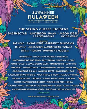 1 Ticket to Hulaween 2019 for Sale in St. Petersburg, FL