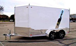 💲 1️⃣0️⃣0️⃣0️⃣ e🇳c🇱o🇸e🇩 🇨a🇷g🇴 🇹r🇦i🇱er hitch type bumper pull for Sale in Irvine, CA