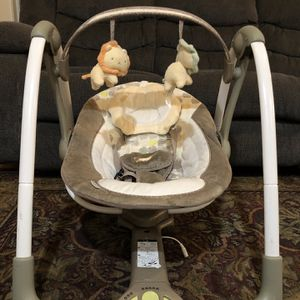 Ingenuity Baby Swing for Sale in Paramus, NJ