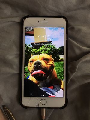 iPhone 6s Plus for Sale in Fontana, CA