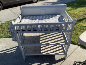 Changing table $70 for Sale in Fresno, CA