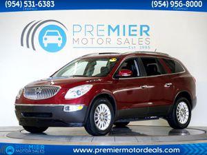 2011 Buick Enclave for Sale in Miami, FL
