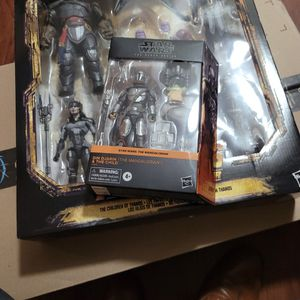 Star Wars Black Series Mando Build Up Pack for Sale in Garland, TX