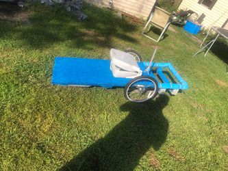 Custom bike trailer for Sale in Alafaya,  FL
