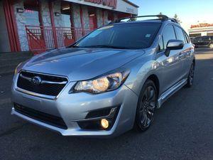 2015 Subaru Impreza Wagon for Sale in Lynnwood, WA