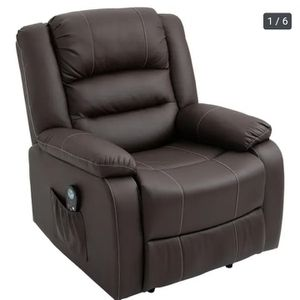 Massage Recliner Captain's Chair Living Room Chair Living Room With China Living Room Sofa Furniture Couch Brand-new In-the-box Black Or Brown for Sale in Los Angeles, CA