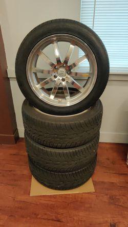 "Mercedes Gl wheels rims tires 20"" for Sale in Lynnwood,  WA"