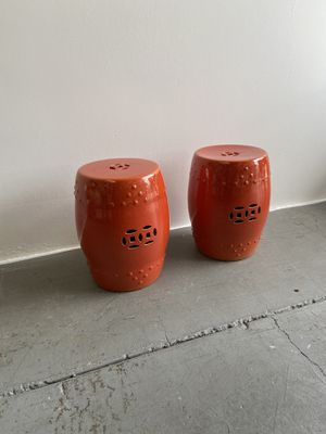 Side tables/stools for Sale in Brea, CA