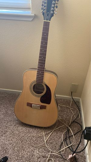 Ediphone 12 string for Sale in Chico, CA