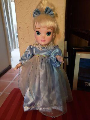 "Disney Cinderella doll Animators 19"" for Sale in San Jose, CA"
