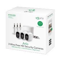 ARLO security system, 3 cameras completely wireless for Sale in Palm Bay, FL