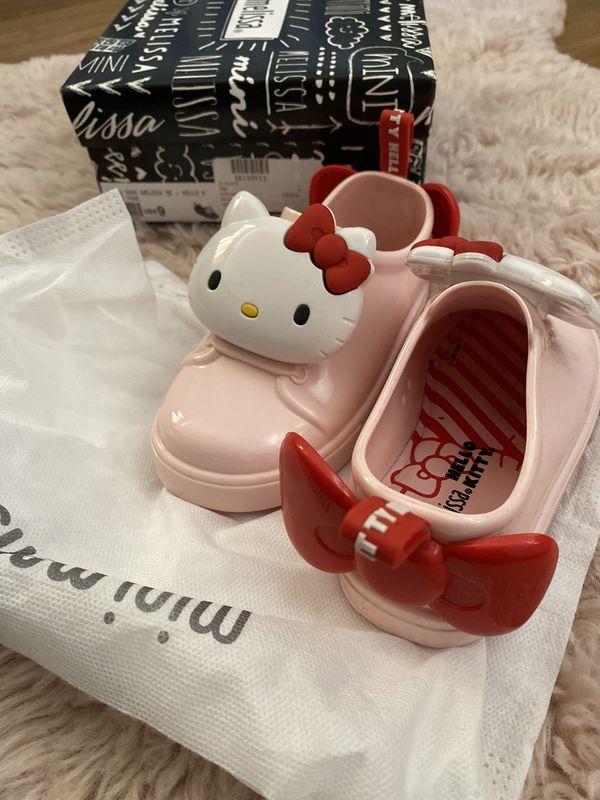 Hello Kitty Mini Melissa Shoes