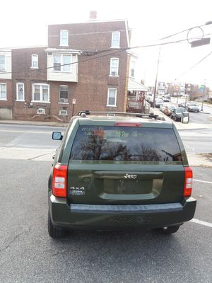 2007 Jeep patriot 4x4 for Sale in Allentown, PA