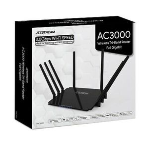 Jetstream AC3000 Tri-Band WiFi Extender Gaming Router for Sale in Morrow, GA