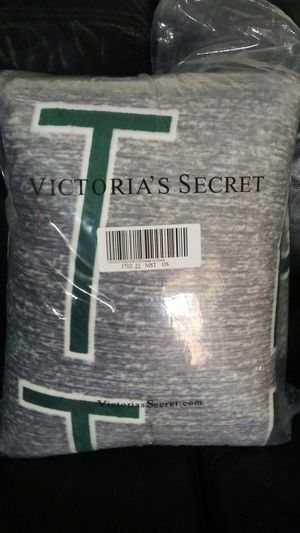 Victoria's Secret PINK Michigan State Sherpa Blanket for Sale in Orlando, FL