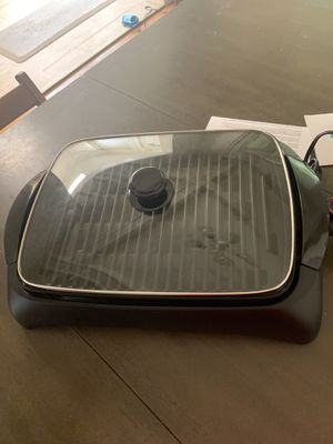 Brand new electric grill. Never used for Sale in Waterbury, CT