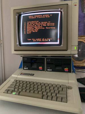 Apple IIe 1984 for Sale in Falls Church, VA