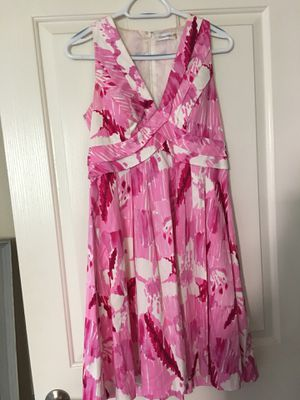 Gorgeous pink Calvin Klein dress for Sale in Poway, CA