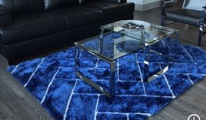 2 pc Glass coffee Table for Sale in Atlanta, GA