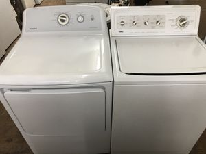 Excellent Working Washer Electric Dryer Free Delivery and Install for Sale in Collinsville, IL